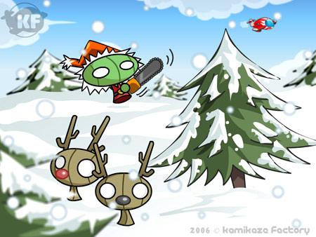 KF os desea Feliz Navidad